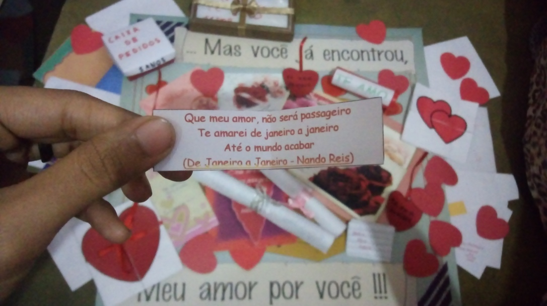 Cartas que o meu amor me deu!