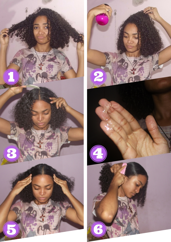 Penteado Fácil e Rapido