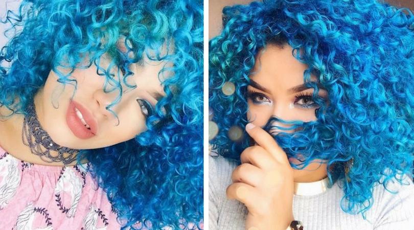 Cachos azuis (Ca Martins) - Cida Cachos