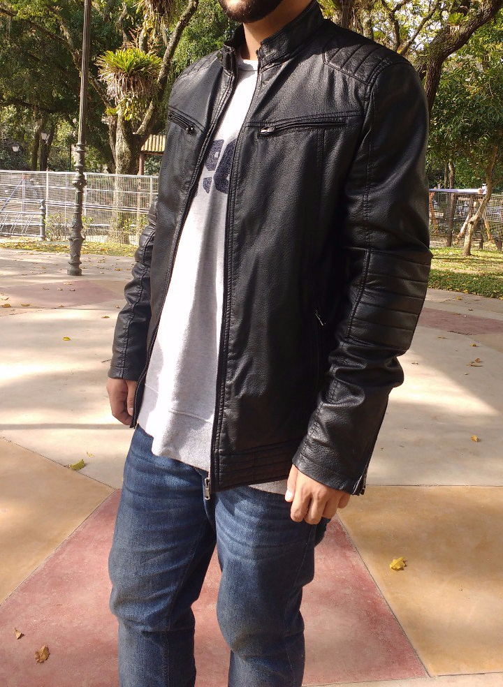 Look masculino