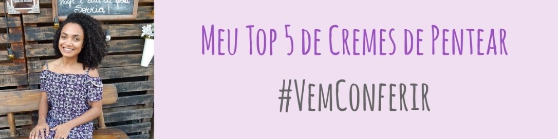 Top 5 cremes favoritos