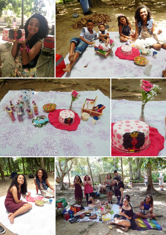 Pic Nic de 1 ano de Blog Cida Cachos